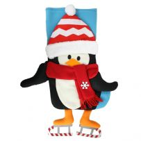 Deluxe Penguin Stocking